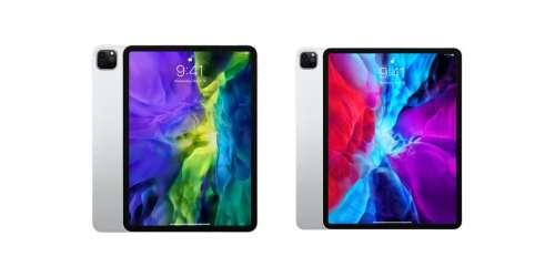 Apple Store US : les iPad Pro 2020 reconditionnés sont là
