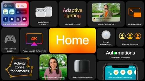 Apple cherche quelqu'un pour travailler sur homeOS