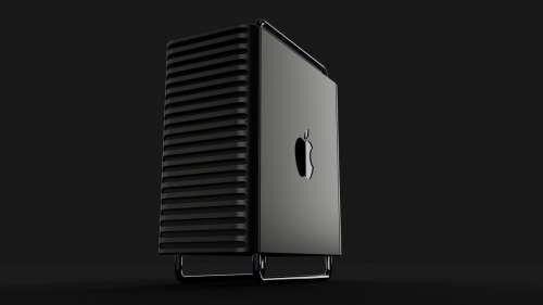Xcode 13 révèle un nouveau Mac Pro sous Intel
