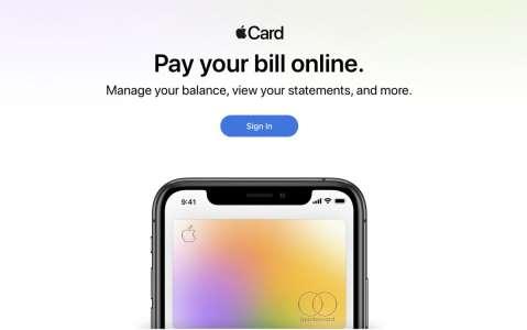 Une protection bancaire renforcée pour Apple Card avec iOS 15
