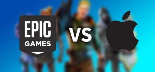 Epic Games prépare son procès antitrust contre Apple depuis deux ans