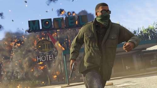 La mise à jour de GTA 5 pour PS5 et Xbox X sortira le 11 novembre