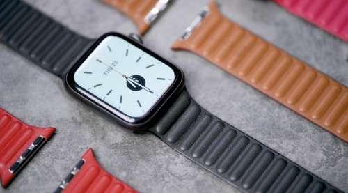Apple Watch Series 7 : un processeur plus rapide, des bordures d'écran plus minces...
