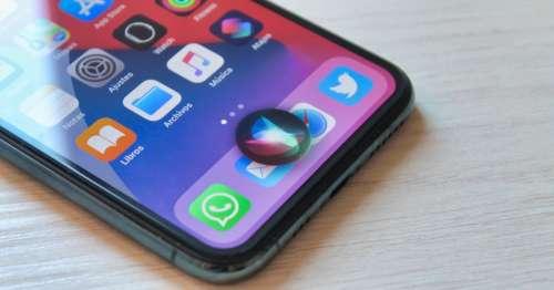iOS 15 : Apple améliore l'utilisation de Siri avec un masque