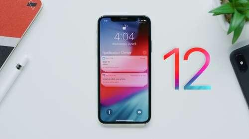 Apple publie iOS 12.5.5 avec des correctifs de sécurité