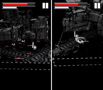 Bleak Sword 3.0 ajoute un nouveau chapitre sur Apple Arcade
