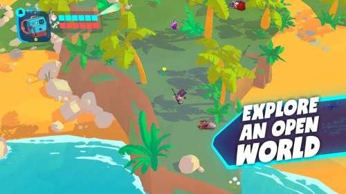 Featherweight sort Botworld Adventure sur iOS et Android
