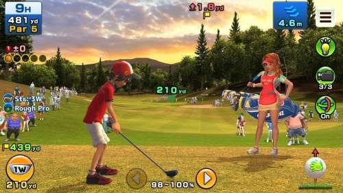 Clap Hanz Golf se met à jour sur Apple Arcade