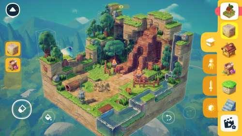 Wonderbox : un magnifique jeu d'aventure et d'action sur Apple Arcade