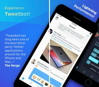 Tweetbot ajoute une section
