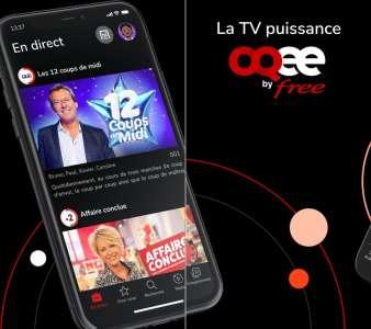 OQEE by Free : la nouvelle application TV pour les abonnés