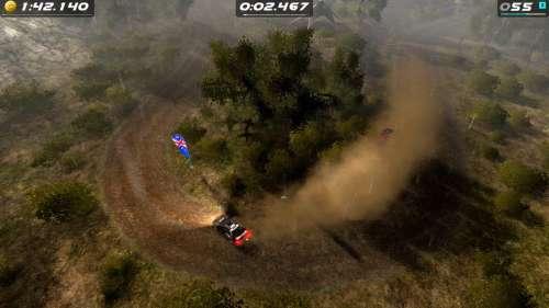 Rush Rally Origins roule à toute vitesse sur mobile !