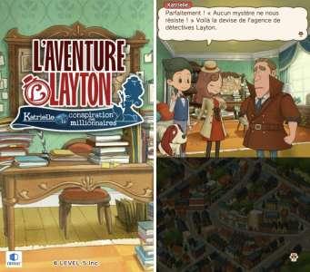 Layton's Mystery Journey+ est