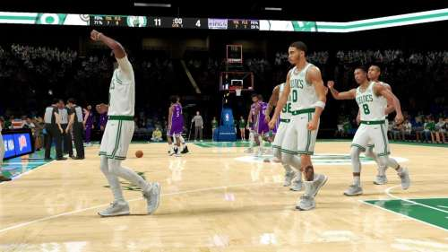 NBA 2K22 Arcade Edition et Tiny Wings+ en octobre sur Apple Arcade