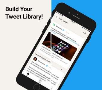 Les nouvelles applications : Diamètre, Sons Calmes, Tweet Catcher
