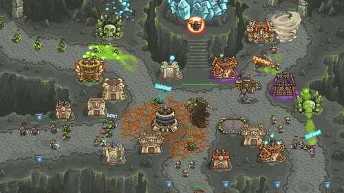 Kingdom Rush Frontiers TD+ annoncé sur Apple Arcade