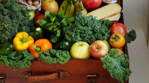 Arthrose du genou : Mangez sainement