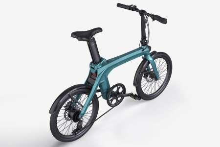 Fiido X ,Un vélo électrique pliant révolutionnaire