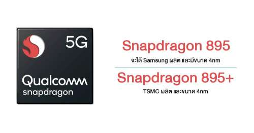 Le Snapdragon 895 sera prêt en Décembre donc le Xiaomi Mi 12 aussi !