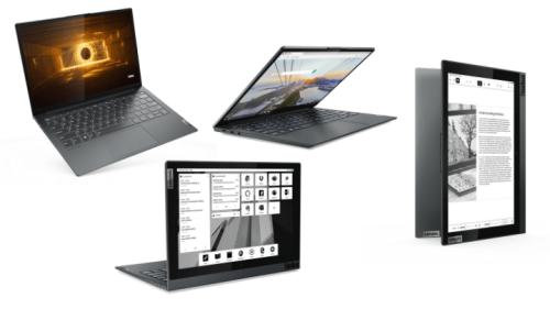 Lenovo ThinkBook Plus 2 lancé en Chine avec un processeur Intel de 11e génération et écran E Ink