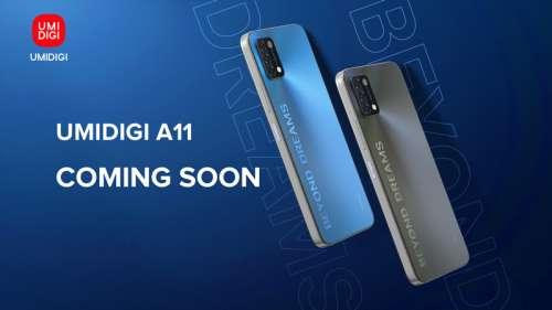 UMIDIGI a dévoilé son nouveau logo et confirmé le lancement prochain d'un nouveau smartphone Umidigi A11