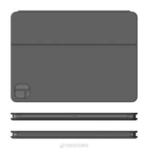 Le Xiaomi Mi Pad 5 ressemblera au Ipad Pro, c'est son cover qui le dit.