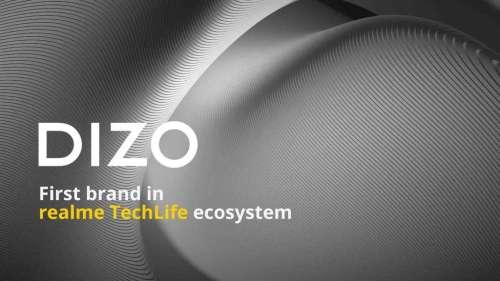 Dizo sera la nouvelle sous-marque de Realme sous marque de Oppo, le 1er Juillet,