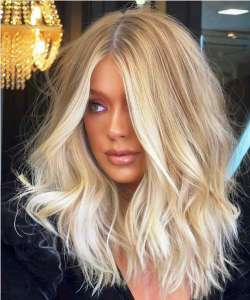 The top hair colors and styles of the year
