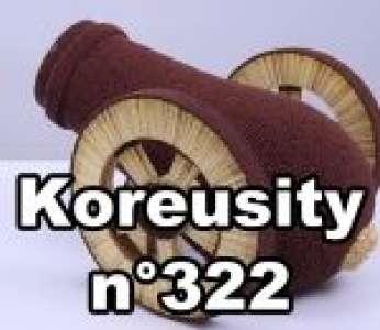 Bon weekend avec Koreusity n°322 un zap de 119 vidéos insolites