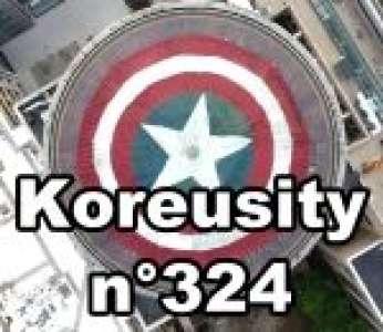 Bon weekend avec Koreusity n°324 un zap de 151 vidéos insolites