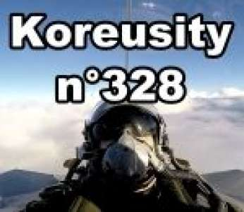 Bon weekend avec Koreusity n°328 un zap de 115 vidéos insolites