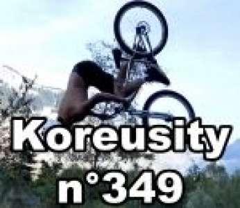 Bon weekend avec Koreusity n°349 un zap de 111 vidéos insolites