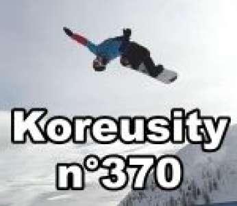 Bon confinement avec Koreusity n°370 un zap de 100 vidéos insolites