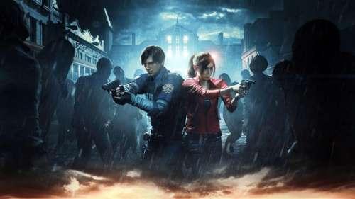 [Terminé] Concours Resident Evil 2 – Gagnez une version PlayStation 4 du jeu !