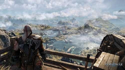 God of War Ragnarök : le retour de Kratos et Atreus