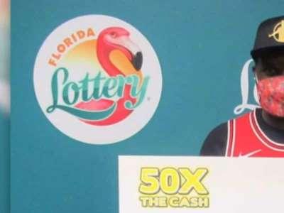 Après avoir touché le fond du baril, un homme remporte la loterie