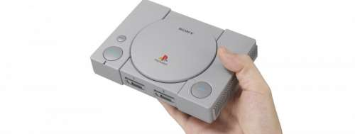 PlayStation Classic : Sony annonce sa nouvelle console !