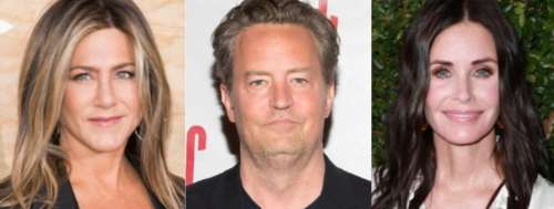 Courteney Cox et Matthew Perry (Friends) réunis, Jennifer Aniston les tacle gentiment