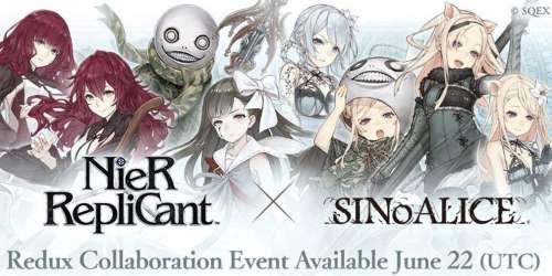 SINoALICE : l'événement en collaboration avec NieR Replicant est de retour