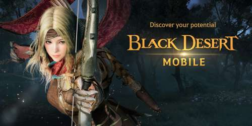 Black Desert Mobile lance sa nouvelle classe, la Kunoichi