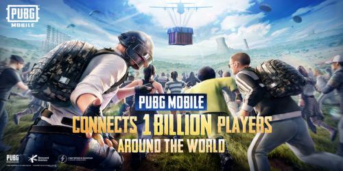 PUBG Mobile : un milliard de téléchargements et un événement avec le film Godzilla vs. Kong