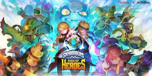 Skylanders : Ring of Heroes ajoute du nouveau contenu en coopération