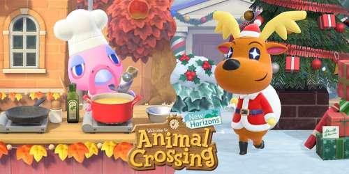 Animal Crossing: New Horizons précise sa mise à jour d'hiver