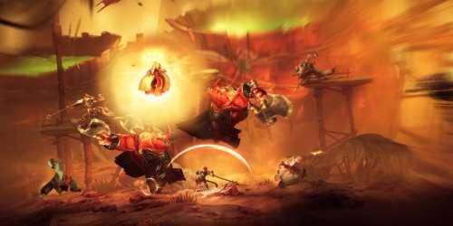 Unruly Heroes, créé par d'anciens de chez Ubisoft, se trouve une date sur mobiles