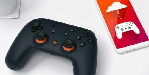 Google Stadia est disponible sur supports iOS