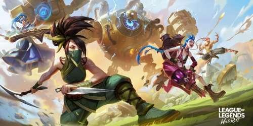 League of Legends: Wild Rift: enfin une date française pour la bêta ouverte