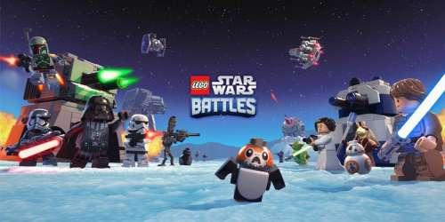 Lego Star Wars Battles est désormais une exclusivité Apple Arcade