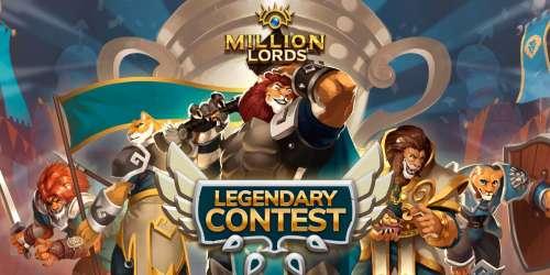Million Lords se lance dans l'eSport pour célébrer ses 400.000 téléchargements