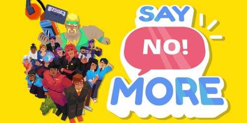 Say No! More est de sortie sur l'App Store