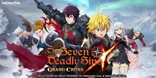 The Seven Deadly Sins: Grand Cross ajoute du contenu épique et de nouveaux héros dans sa dernière grosse mise à jour